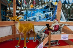 Europa Rad op Kerstmarkt Maastricht