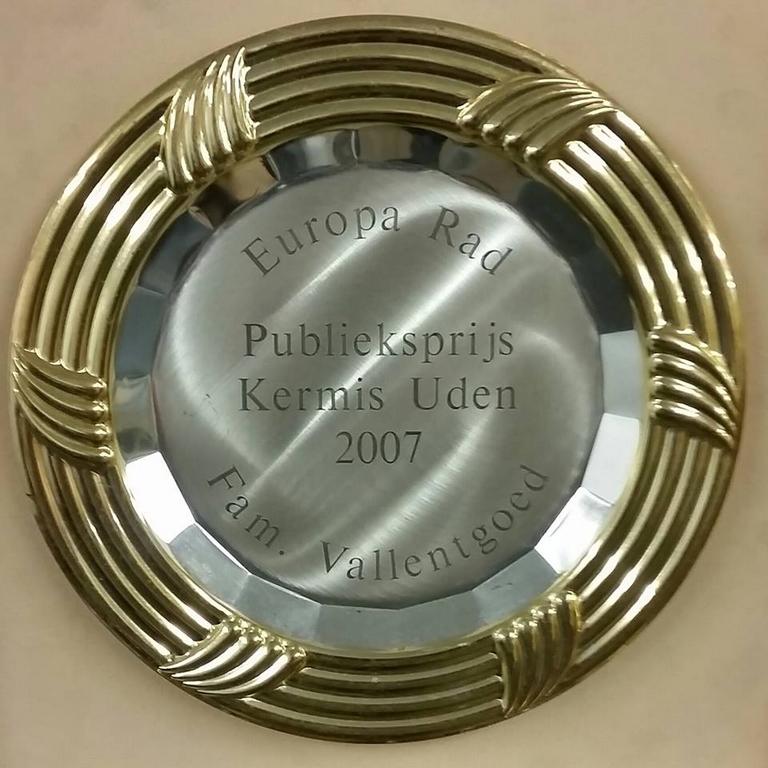Publieksprijs Kermis Uden 2007